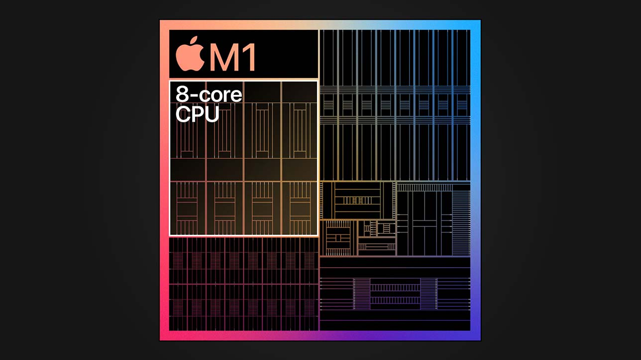 Apple 2020 Report Card: M1 chip