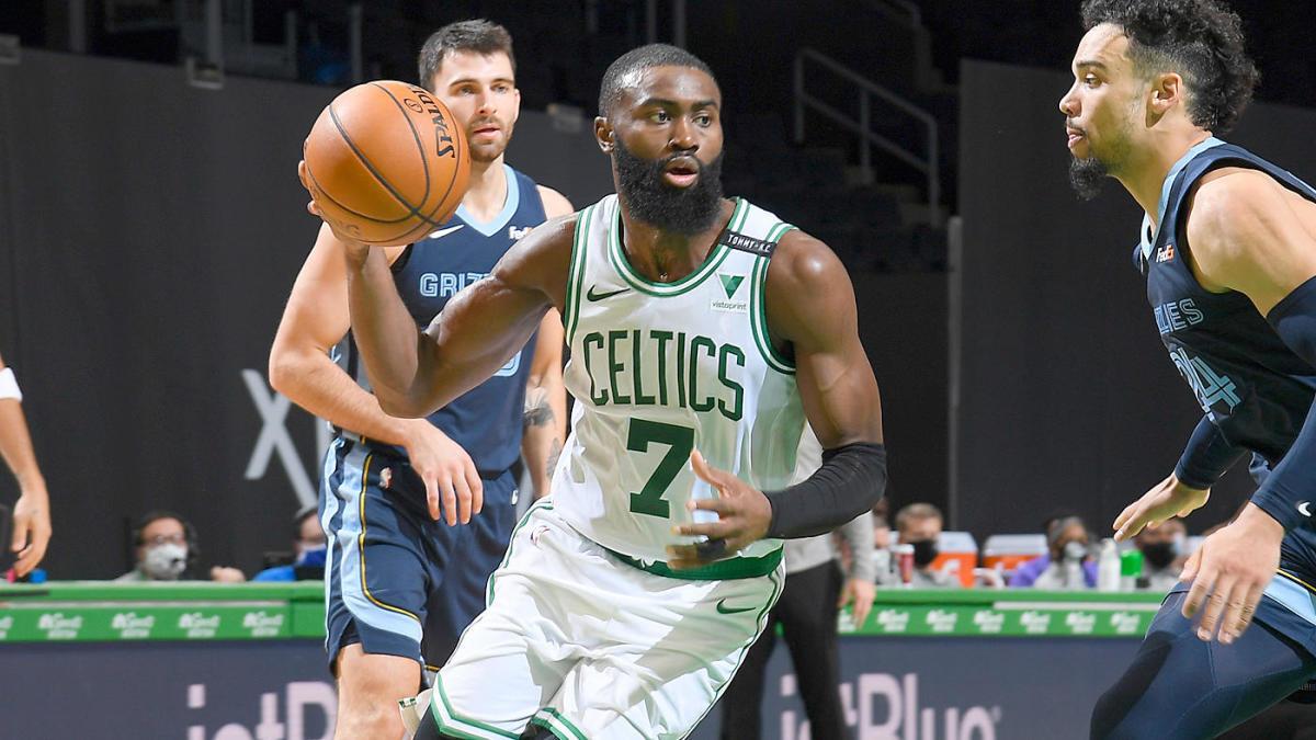Jaylen Brown's constant improvement in Full Show at Beat the Celtics drops his career highs 42 points versus the Grizzlies