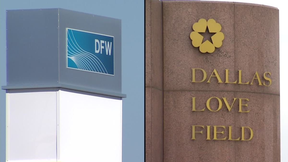 Resumption of flights at DFW, Love Field Airports after an FAA ground layover, expected delay – NBC 5 Dallas-Fort Worth