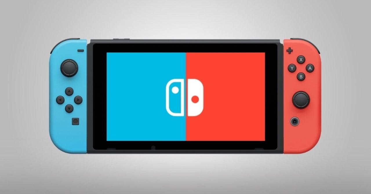 The Nintendo Switch Leak reveals massive pre-release features