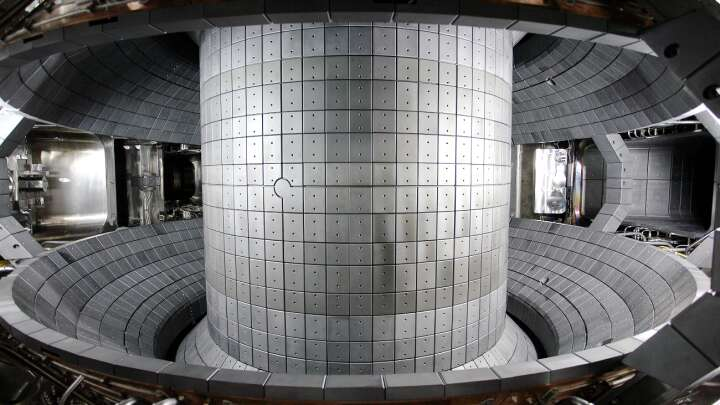 The artificial sun in Korea breaks the world record for an incredible 20 seconds