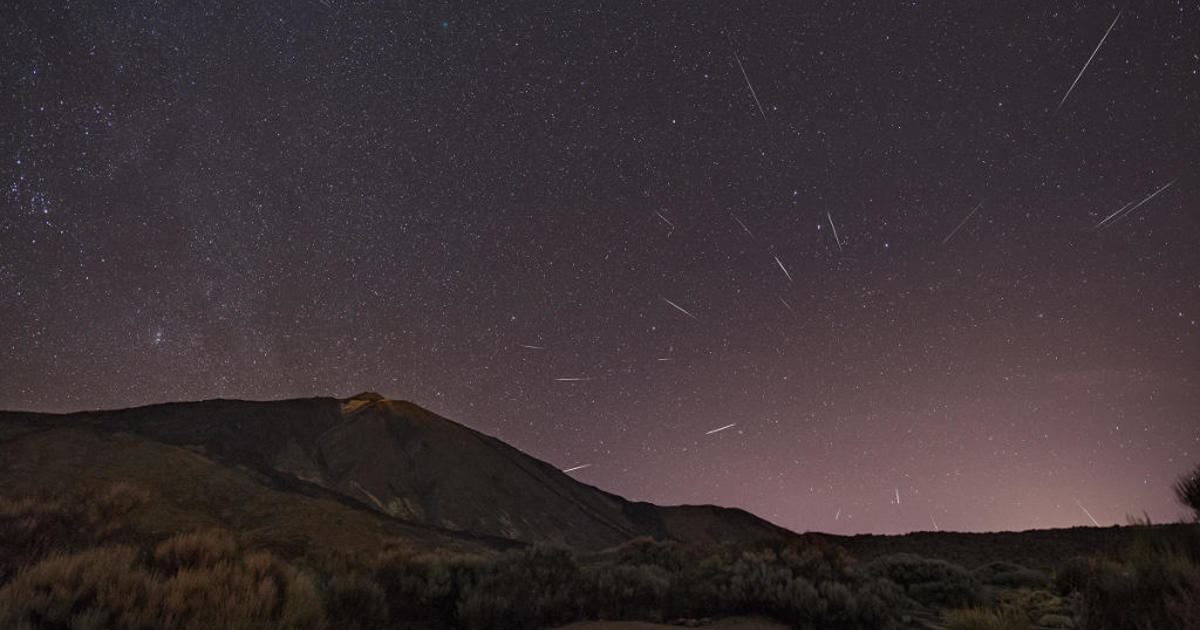 The first meteor shower in 2021 will illuminate the night sky on New Year's weekend