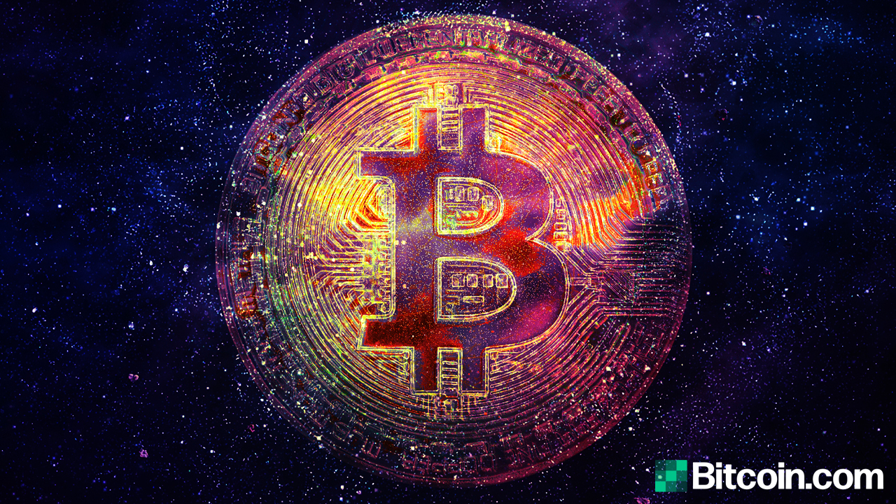 The highest price ever for Bitcoin exceeds $ 28,000, and now Bitcoin's market value of half a trillion is greater than the value of a visa.