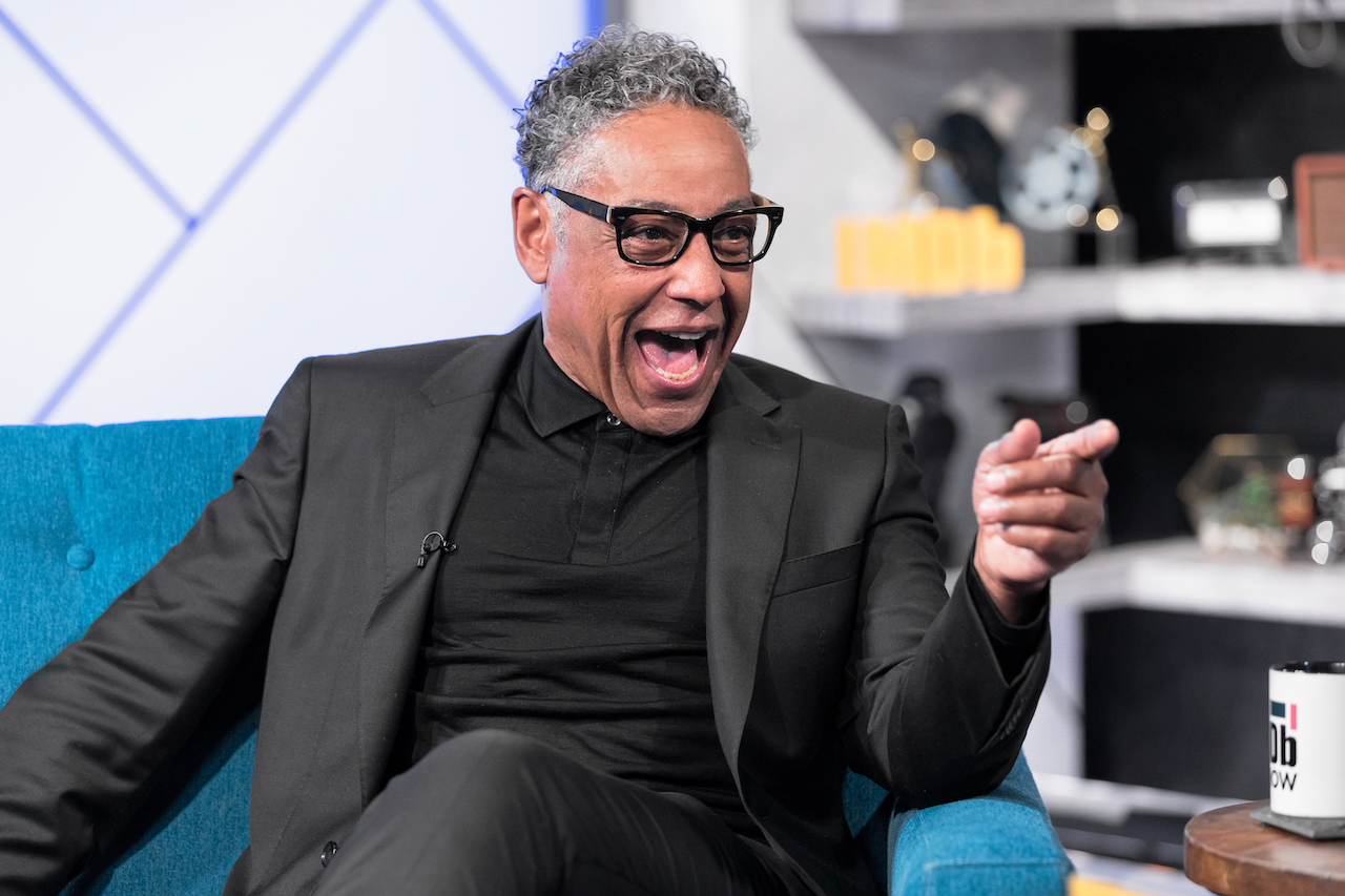Giancarlo Esposito revealed his unique process of becoming Gideon's Finance Minister