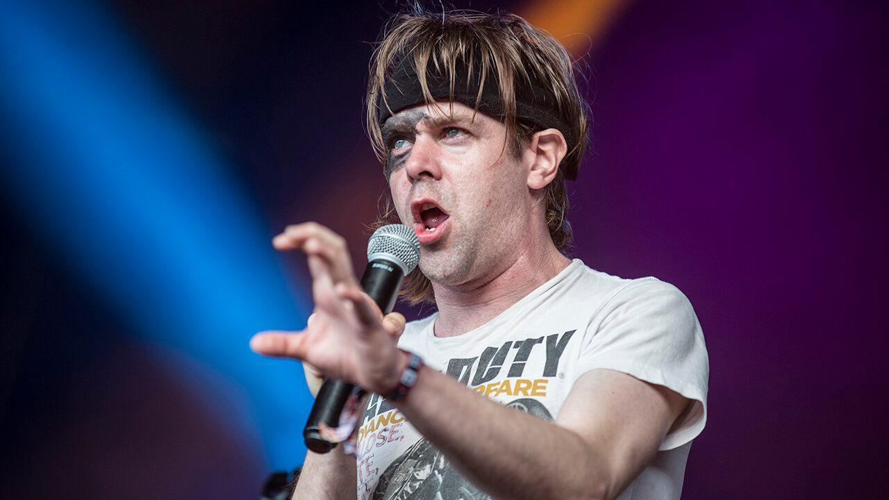Ariel Pink was abandoned by a recording company after attending a pro-Trump rally before the Capitol riots