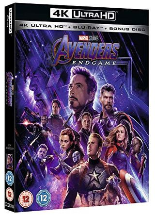 Avengers: Endgame 4K includes additional tweak [Blu-ray] [2019] [Region Free]