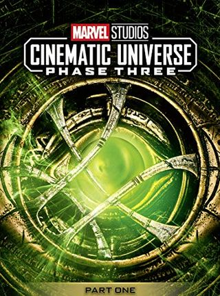 Marvel Studios' Collectible Edition Chest Pack - Stage 3 Part 1 [DVD] [2018]