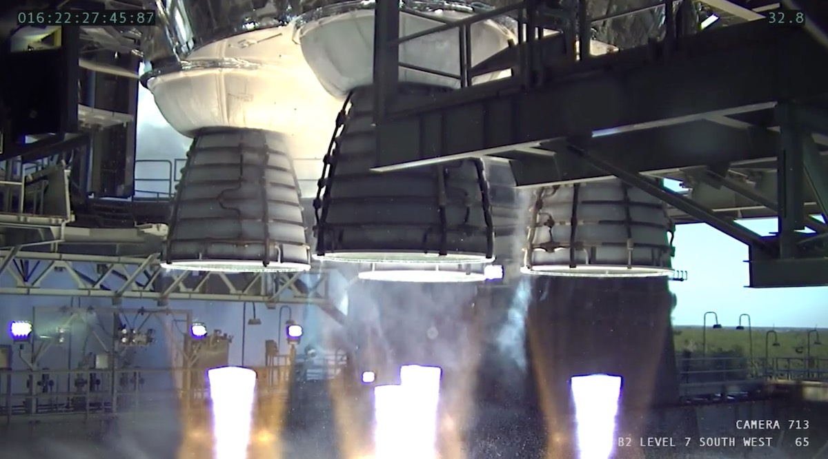 NASA Investigates Why NASA's Lunar Rocket Launch Test End Early – Spaceflight Now
