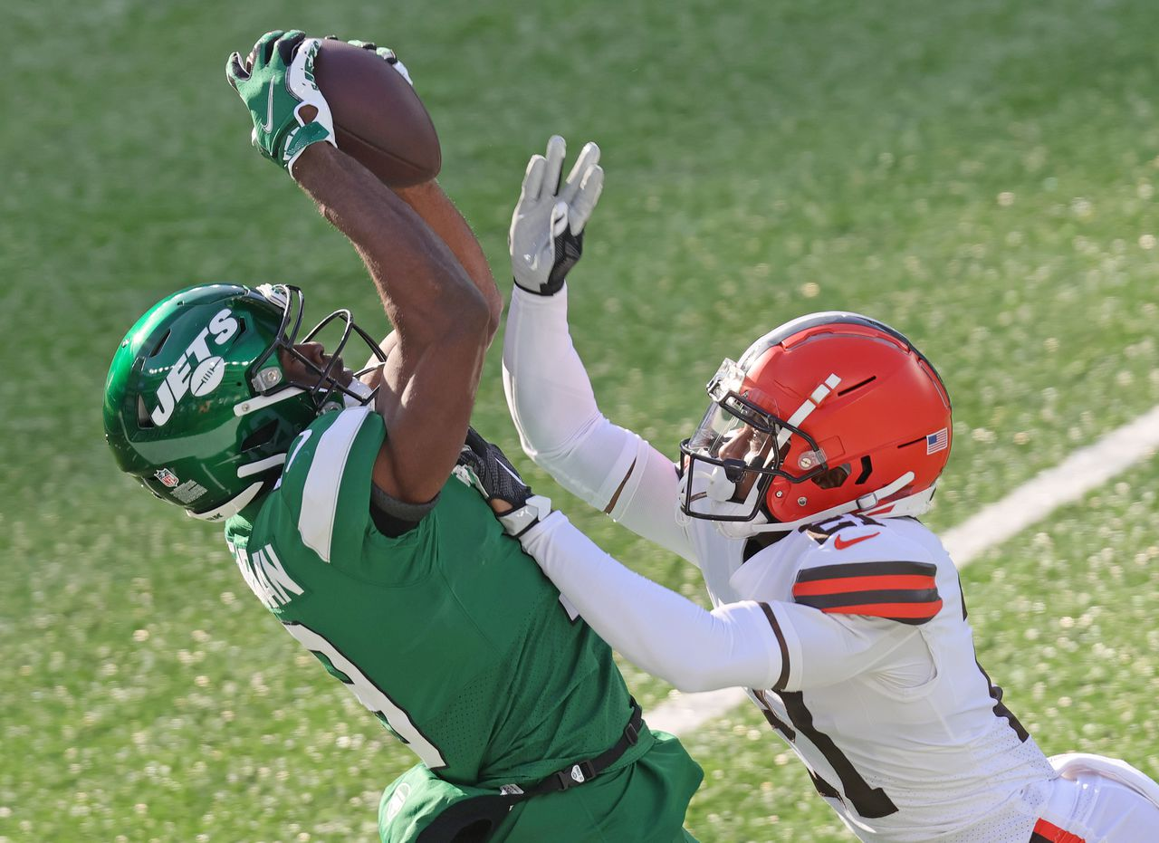 Browns' Denzel Ward has tested positive for COVID-19, and will miss the Steelers match and possibly playoff match