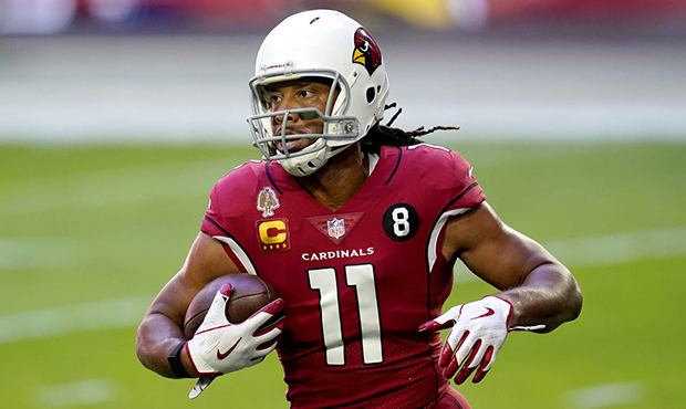 """Cardinals are """"not optimistic"""" that Larry Fitzgerald will play Sunday"""