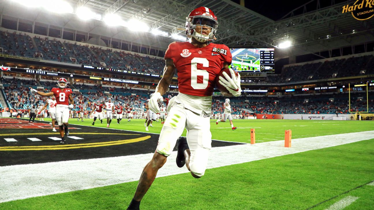 College Football Playoff – The Alabama title felt impossible and undeniable