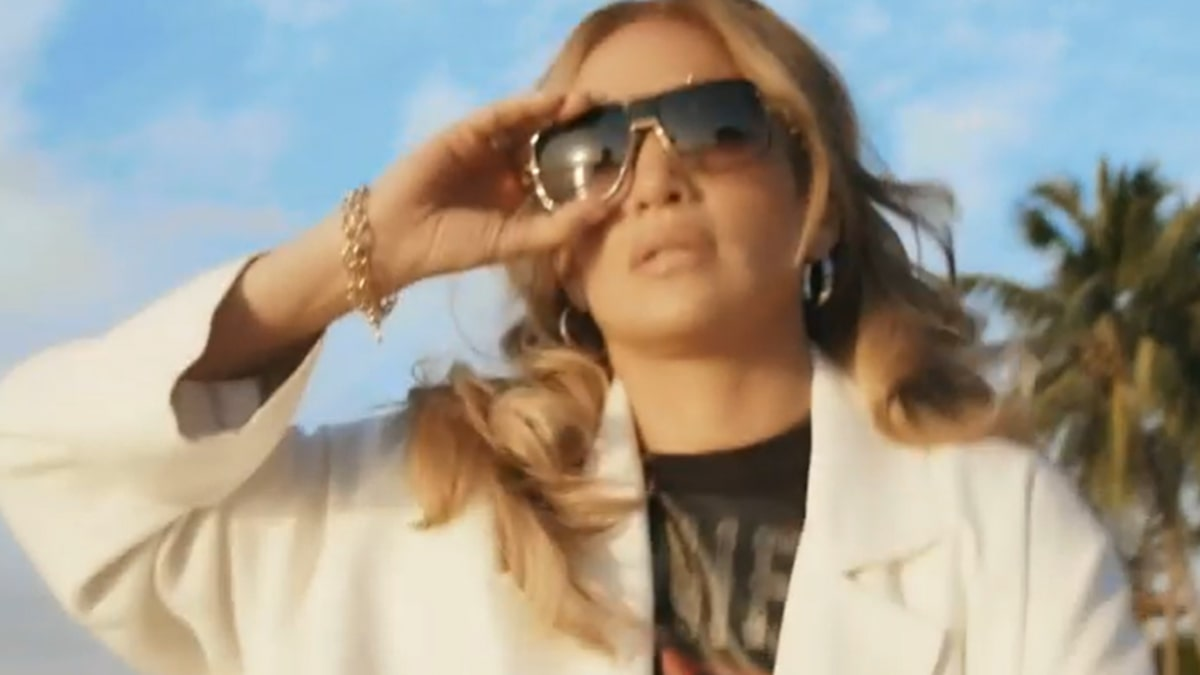 Jennifer Lopez reprises her No Costs Thing Love video 20 years later