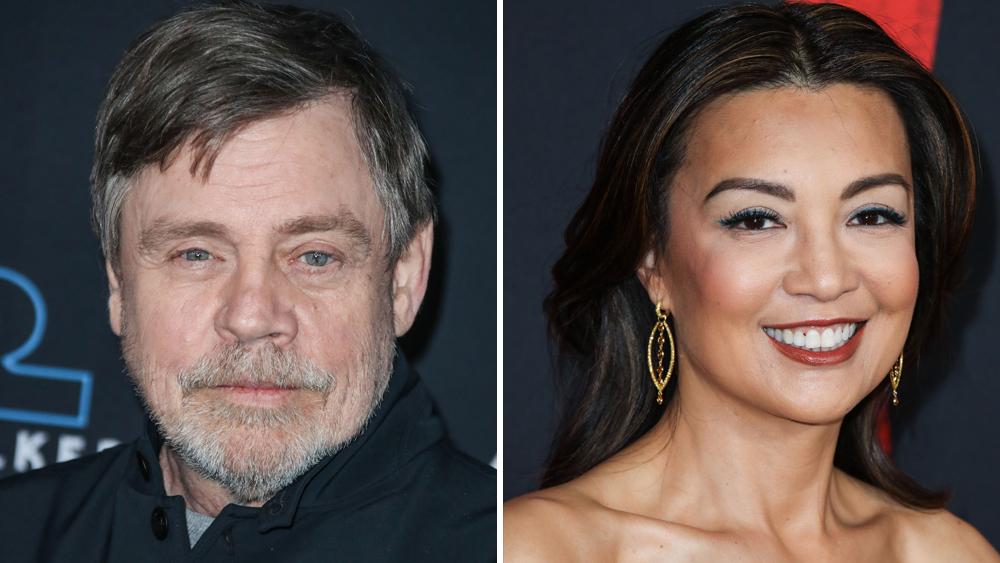 "Mark Hamill ""Speechless"" after Ming-Na Wen praises the legend of Star Wars – Deadline"