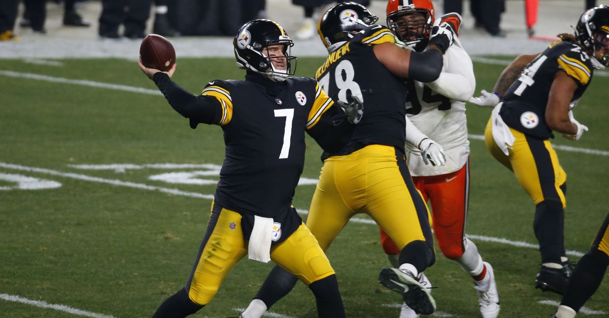 Mike Tomlin admits to being worried about Ben Rothlesberger's health