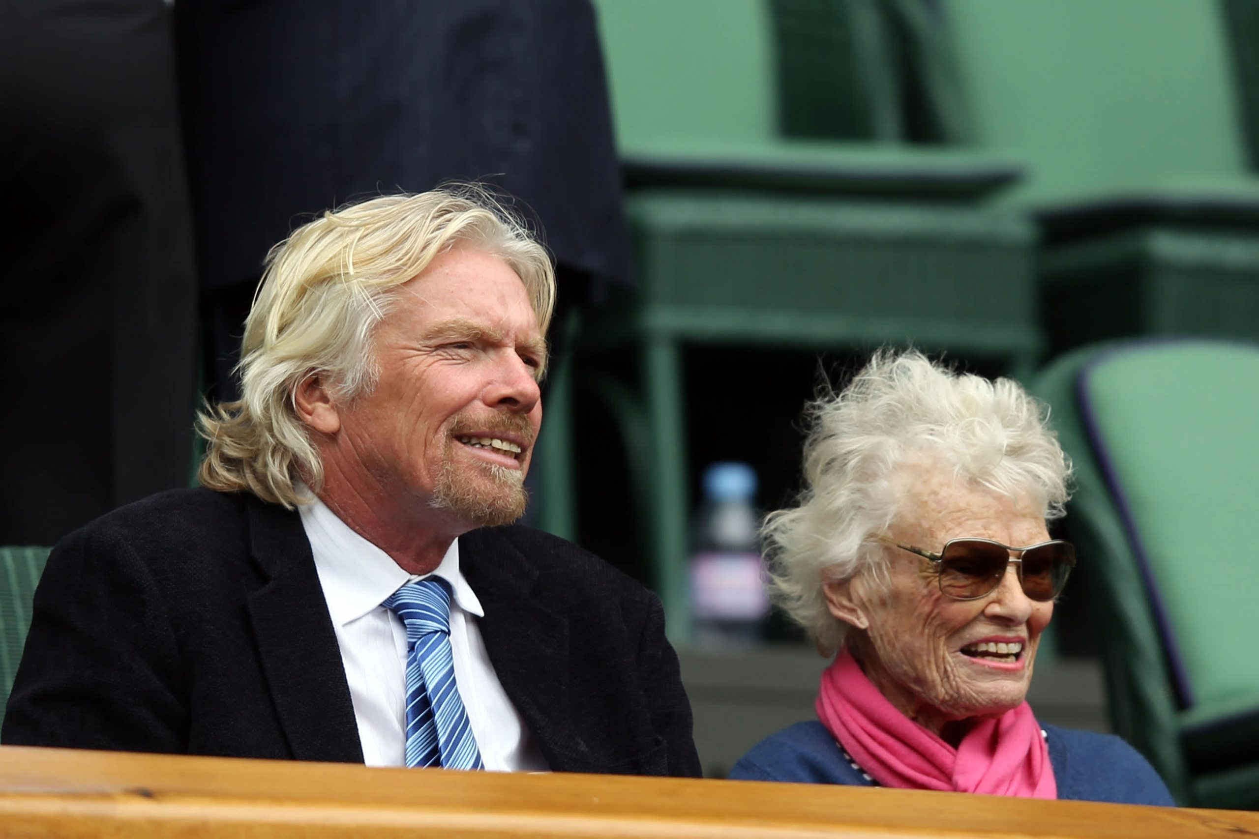 Richard Branson reveals that his mother died of Covid