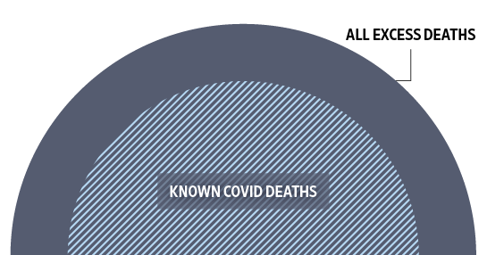 The Covid-19 death toll is worse than it appears