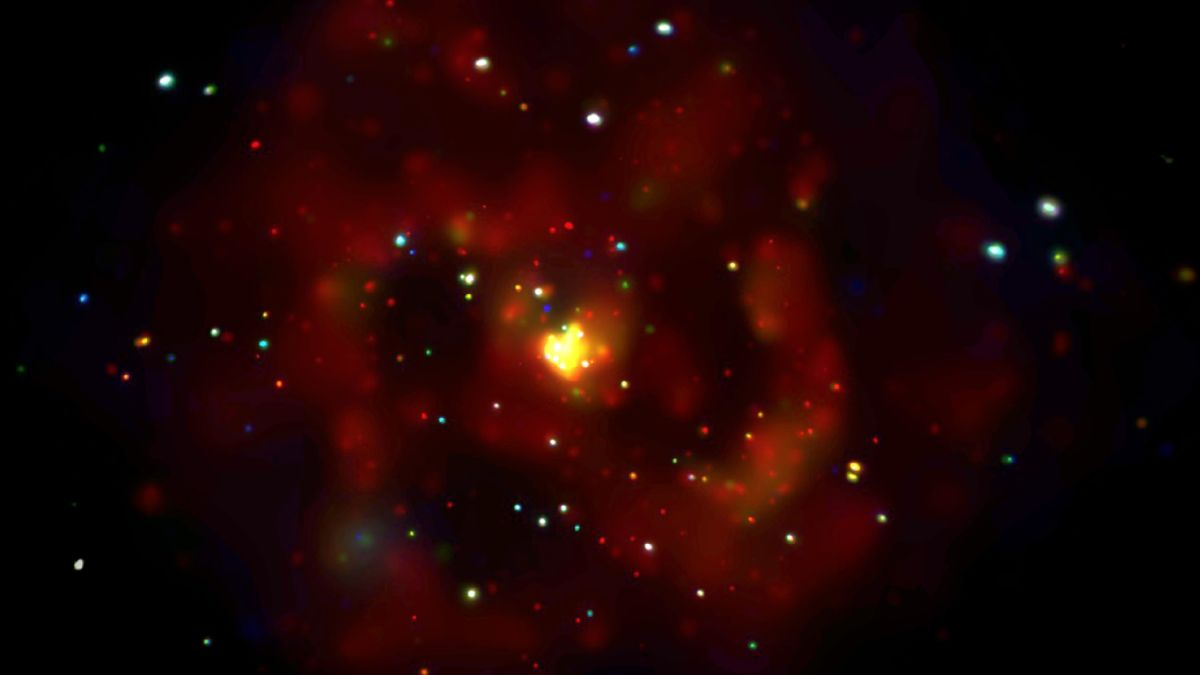 The main suspect in dark matter may escape from neutron stars