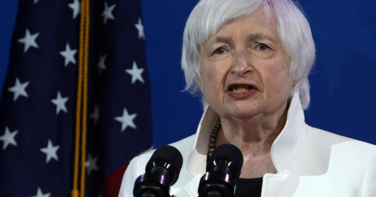 """Treasury nominee Janet Yellen called for """"major"""" action in the Senate confirmation hearing"""