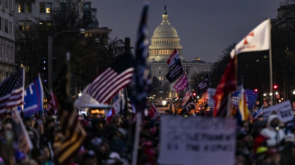 Trump allies and Washington insiders helped plan the rallies before the Capitol breach: Reports