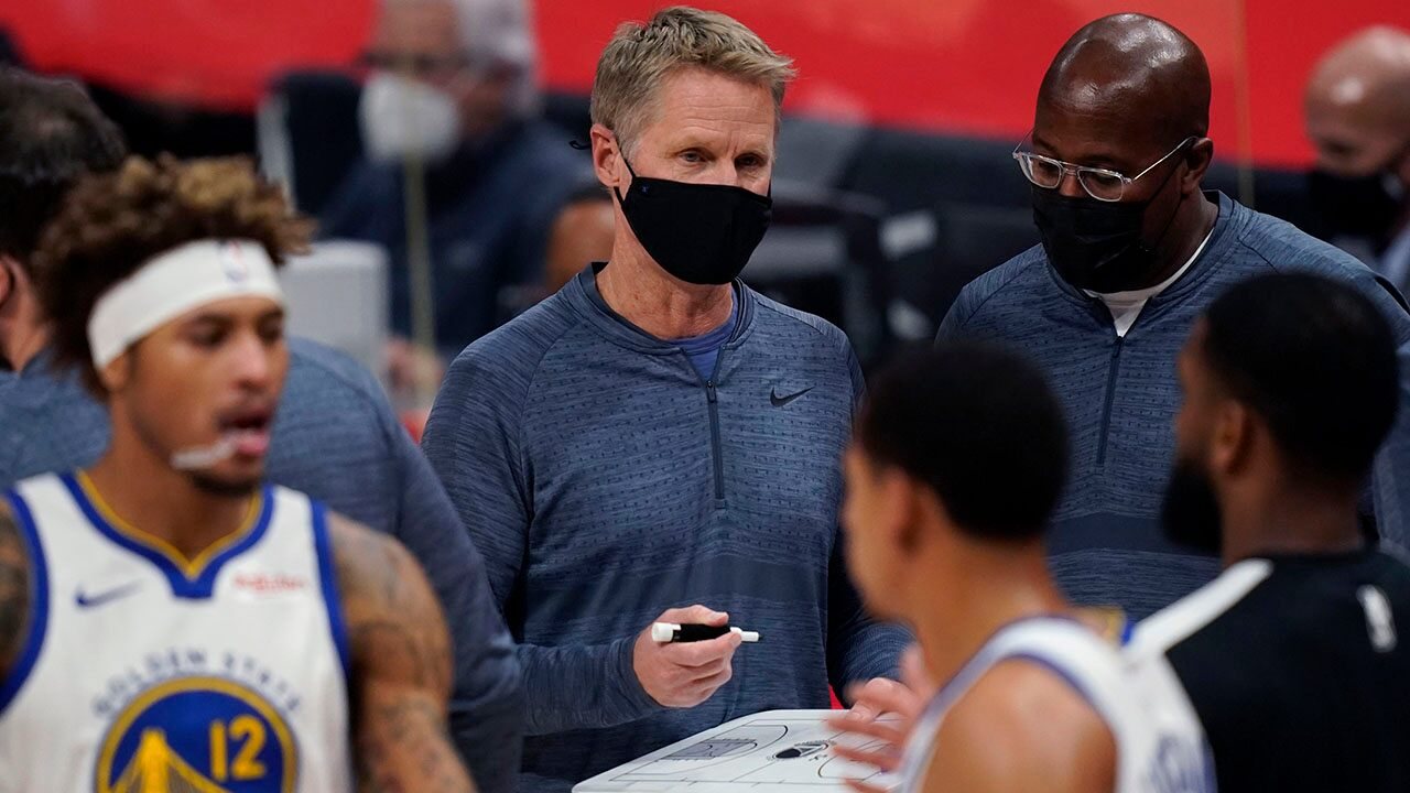US Capitol call leads to Steve Kerr indictment of Republican leaders: 'You reap what you sow'