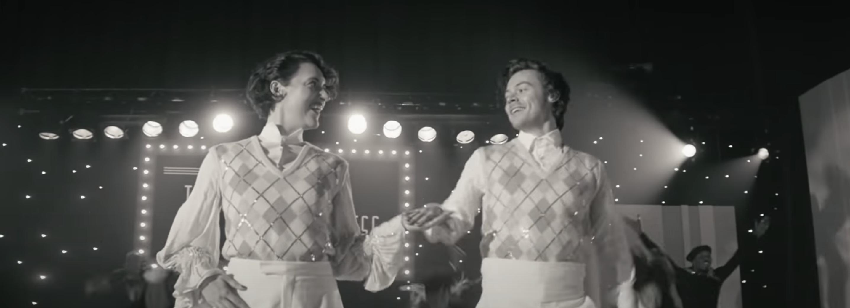 Watch Harry Styles, Phoebe Waller-Bridge in 'Treat People Kindly'