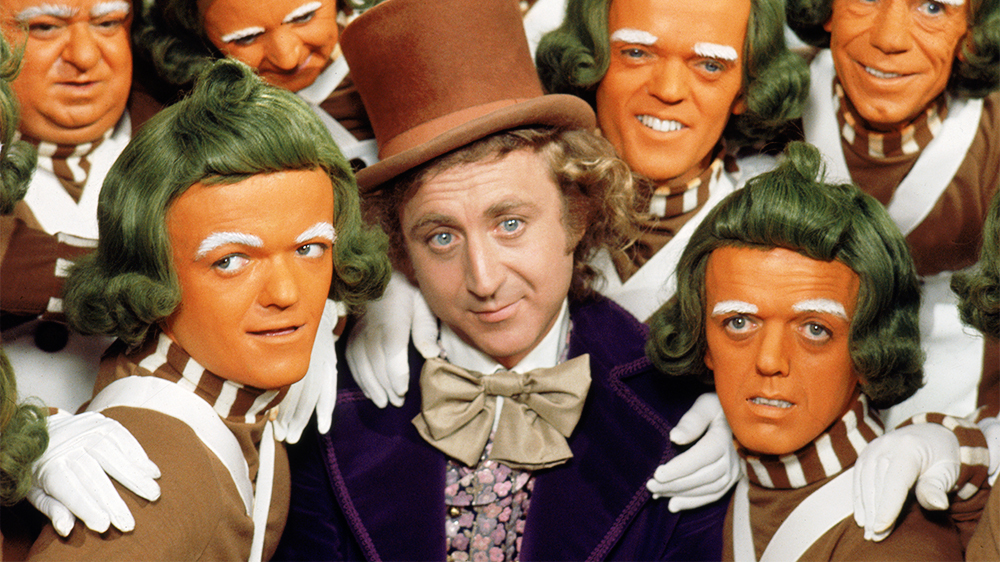 Willy Wonka movie in the works, specifies release date